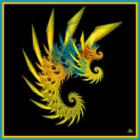 Arousing Yellow Dragon by zweeZwyy