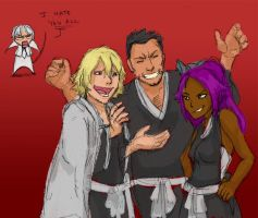 Bleach - Old School by GreatRingmaster