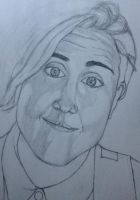 Hannah Hart by CaffeinatedSketches