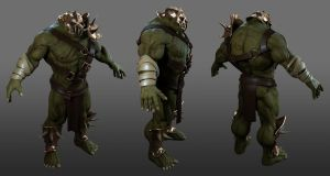 Orc Wip 02 by koyima
