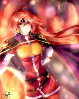 Lina Inverse request by ionditol