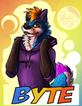 Badge byte by DrizzleSnow