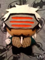 Chibi Plushies: Godot by Red-Flare