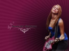 Shakira Shakira by sheepDesigns