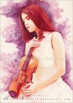 The sound of my heart by AuroraWienhold