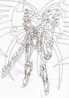 Tyrael by Silencers