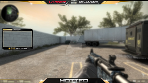 Hotted - CS:GO Overlay by WhammoDesigns