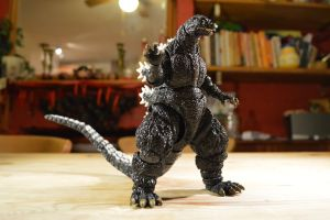 Custom - S.H Monsterarts Godzilla 2.0 (Repaint)5 by GIGAN05