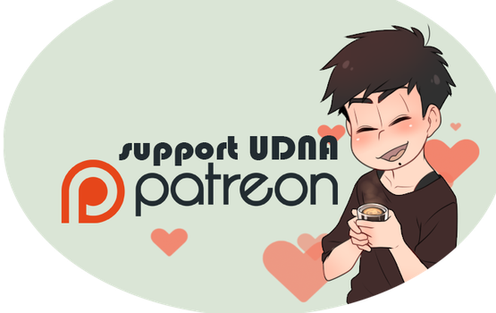 UDNA on Patreon by Kyovan