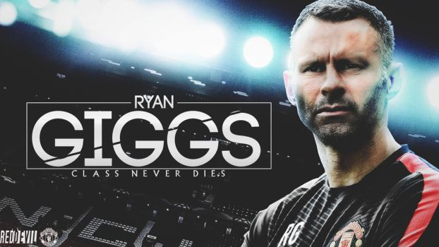 Ryan Giggs - Class Never Dies by reddevilcarlo
