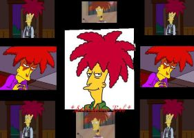 Sideshow Bob by stardustGirl13
