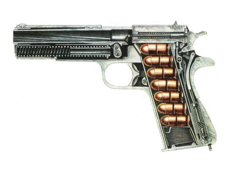 Colt 1911 by maulwurf08