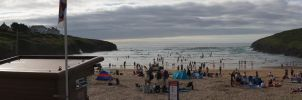 Beach Panorama 1 by BingotheCat