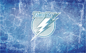 Lightning Ice Wallpaper by DevinFlack
