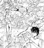 Emrys vs The Chosen One: Free to Color! by MoPotter