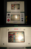 Game and Watch - Zelda finished by XUnlimited