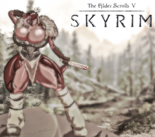 Skyrim Star Swift-tail by xTrent968