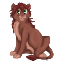 Chibi Commission: Makena by SnowBumbee