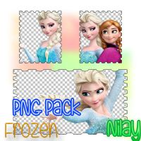 Frozen PNG Pack by ChocolatePhotoshop
