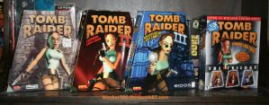 New Tomb Raider Collectibles by Wesker500