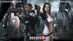 Miranda and Shepard in ME3 by Cain69