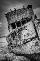 Wrecked and Forsaken by Daveinwilton