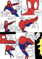 Spidey's Big Day Page 10 by haggith