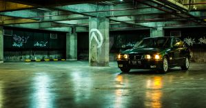 BMW 318i - Photoshoot by Estonteco