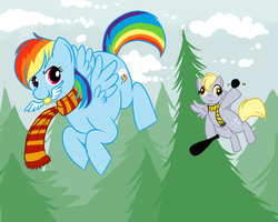 ...And Gryffindor Wins by lulubellct