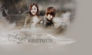 City Hunter | Angel With A Shotgun by Phoenixa86