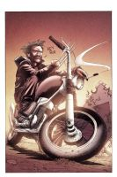 Wolverine, Mad Max style. by jamesabels