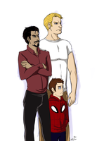 When Peter got in trouble by DrSnipersMagic