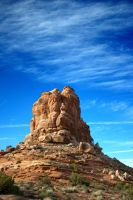 Moab Tower by wetwilllie