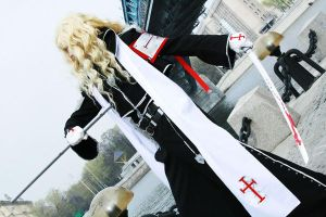 Trinity Blood - Sword Dancer by adelhaid