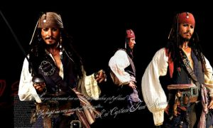 Jack Sparrow Background by Jackolyn