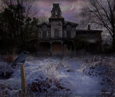 Crow House by jhutter