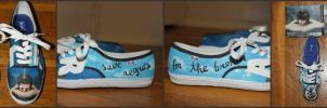 ADTR Shoes by TheBestTragedy