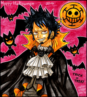 TRICK or TREAT by Captain--Ruffy