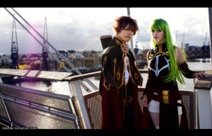 Code Geass: Radiant Souls by Chihiro007