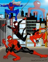 Spiderman: The Peter Parker legacy! by ultimatejulio