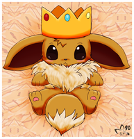 His royal cuteness by pichu90