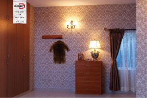 Hot Men's Wear - Bedroom by sharadhaksar