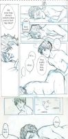 unfinished spamano (/romaspain) comic - nsfw by Zieberich