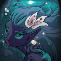 Elune's pool of the moon. by Moonpool