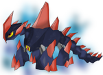Mega Gigalith by DCGIL