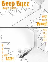 Rocket's Escape page 1 of 16 by Trying2FanFiction