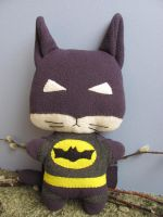 The Goddamn Batcat! by mypetmoon