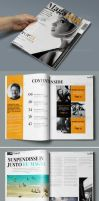 30 Pages Creative Magazine by Ruthgschultz