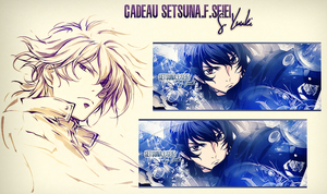 Cadeau Yuu by XxAjisai-GraphicxX