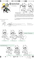 Demonclaw Species Information by rainue